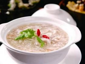杭州小吃:宋嫂鱼羹的做法