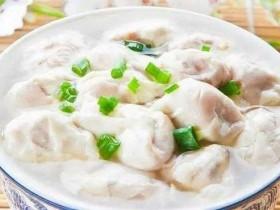 浙江台州小吃:天台扁食