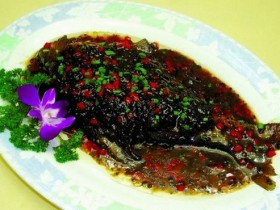 合肥小吃:包公鱼