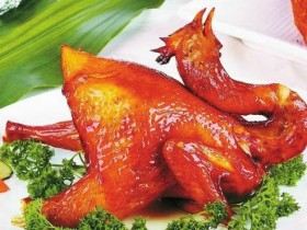 合肥小吃:曹操鸡
