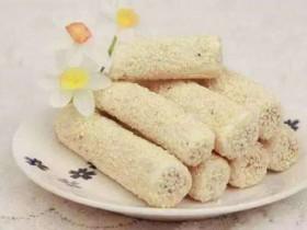 合肥小吃:寸金-寸金糖