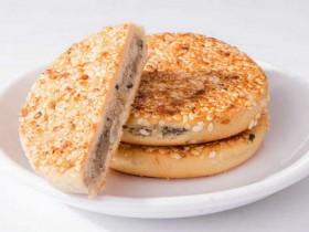 合肥小吃:麻饼