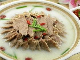 淮南小吃:淮南羊肉汤