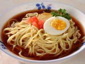 陕西小吃:铜川大刀面