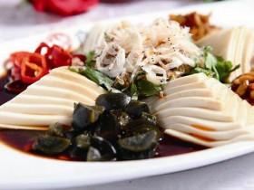 陕西小吃:四喜豆腐是哪个地方的菜