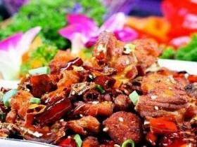 安平煸炒鸡