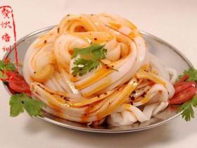 贵州小吃:米皮