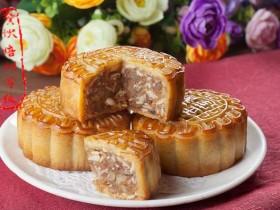 广州小吃:广式月饼