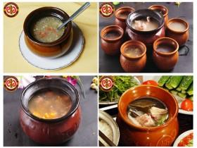 江西瓦罐煨汤培训班(瓦罐肉饼汤、排骨汤、鸡汤、老鸭汤等)