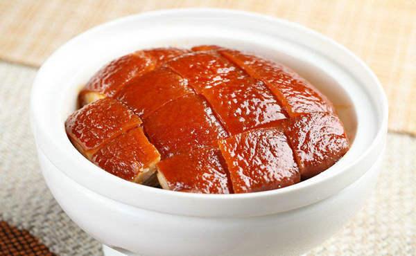 杭州小吃:东坡肉