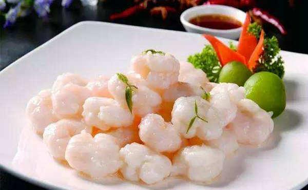 杭州小吃:龙井虾仁