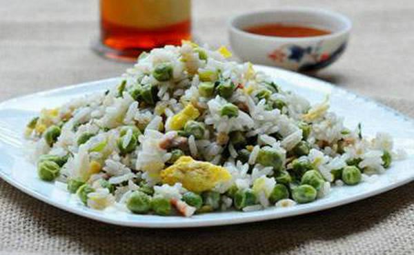 浙江丽水小吃:麦豆饭