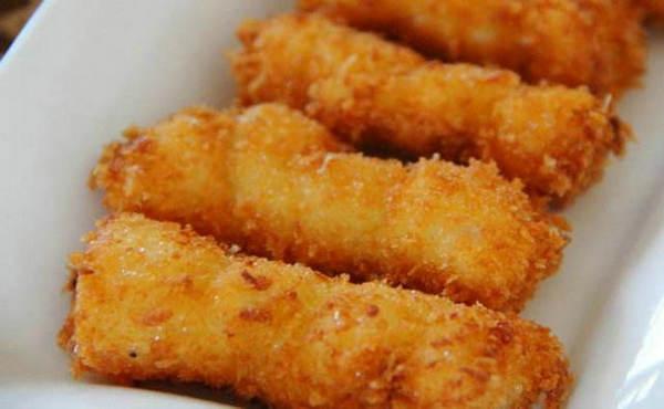 浙江台州小吃:串酥卷