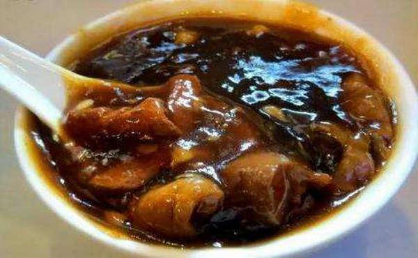 北京小吃:炒肝儿
