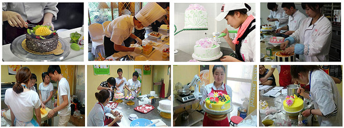 千层蛋糕培训班