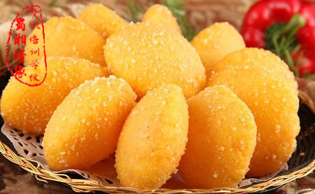 南瓜饼培训班课程