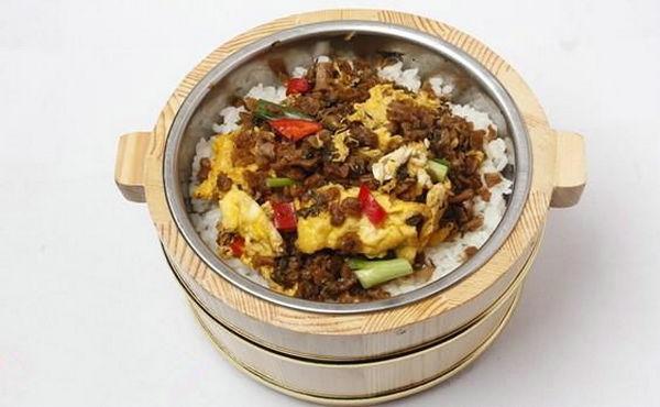 木桶饭加盟要多少钱?木桶饭菜单